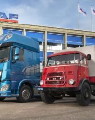 DAF Trucks - 90 Yıllık Yenilikçi Taşımacılık Çözümleri Geçmişi