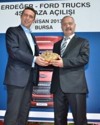 İlk Ford Trucks 4S Bayi Bursa'da açıldı
