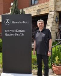 Mercedes-Benz Pamukova Şoförevi