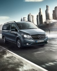 Mercedes otomobil ve hafif ticari araç