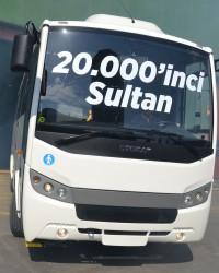 Otokar 20000. Sultan