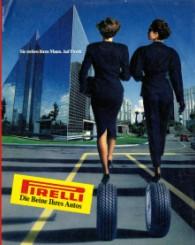 Pirelli Reklamları