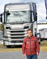 Scania yenilendi