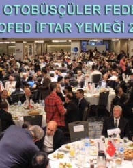 TOFED İFTAR 2019