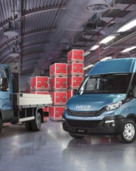 Iveco Yeni Daily