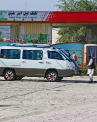 İşte ulaşımıyla Afganistan
