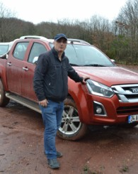 Isuzu D-Max V Cross
