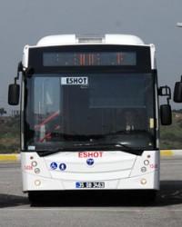İzmir ESHOT'a 45 Temsa Avenue teslimi