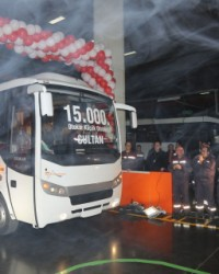 Otokar-15.000 inci Otobüs