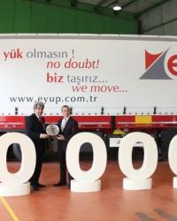 TIRSAN 50.000 bininci araç