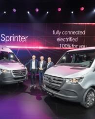 Yeni Sprinter - 2018