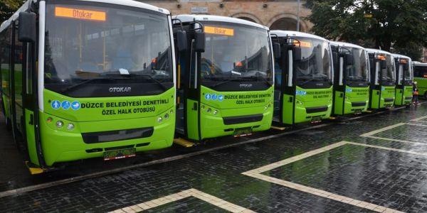 122 özel halk otobüsü kiralama ihalesi 6 Şubat'ta