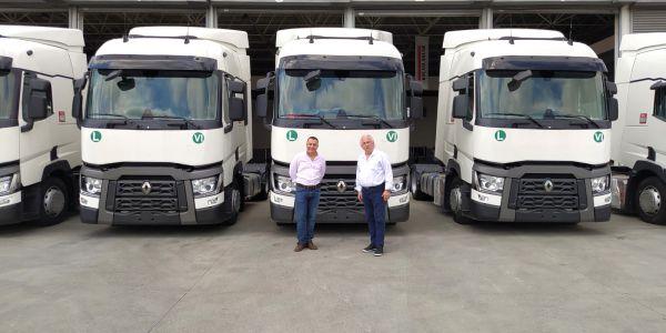 16 yıldır Renault Trucks'dan vazgeçmiyor