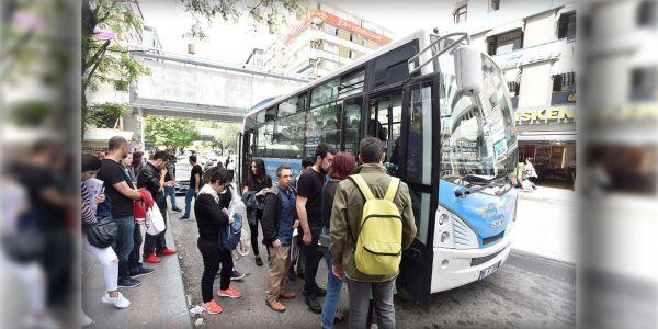 170 otobüslük hat kiralama ihalesi