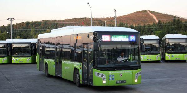 17 otobüs hattının sefer ve saatleri değişti