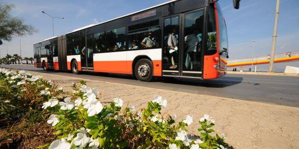 20'si elektrikli 100 yeni otobüs alınıyor