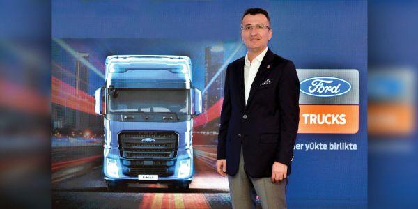Ford Trucks 25 yılın en yüksek pazar payına ulaştı