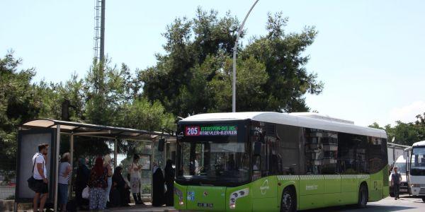 336 otobüsle 6 ayda 10 milyon 500 bin yolcu taşındı