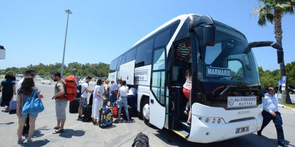 3 Milyon 237 bin yolcu taşıdı