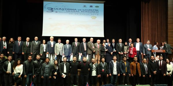 Ulaştırma ve Lojistik Ulusal Kongresi ULUK 2019 yapıldı