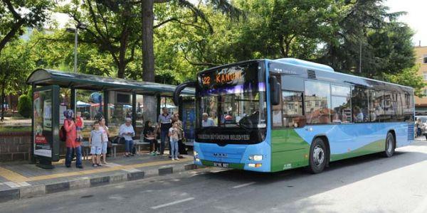42 otobüs Allison şanzımanlı oldu