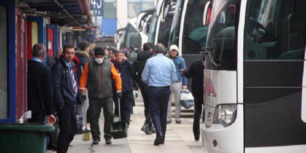 9 ilde daha şehirlerarası seyahat kısıtlaması kalktı