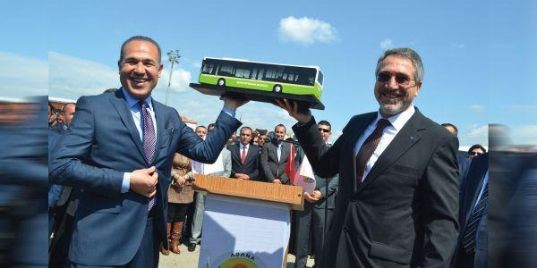Adana Büyükşehir 20 Avenue aldı, 80 daha alacak