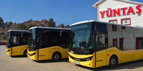 Afyonkarahisar'ın ilk otobüsleri, Allison şanzıman donanımlı
