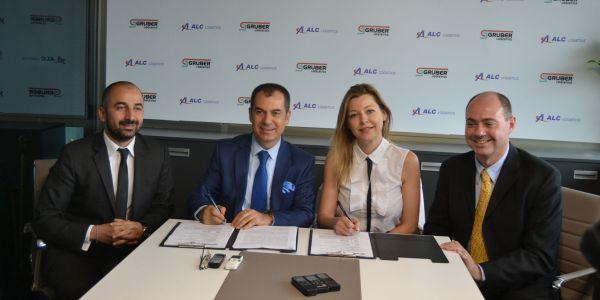 ALC Lojistik'e 300 milyon Euro ciroya sahip yeni partner
