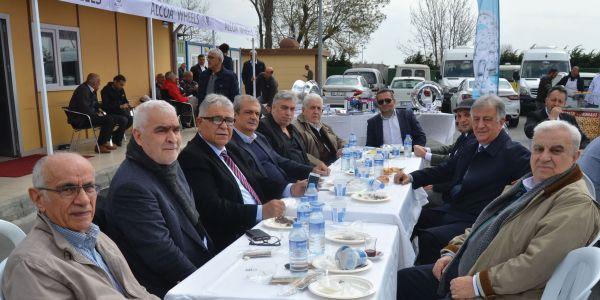 Alcoa Jant yolcu taşımacıları buluştu