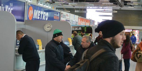 Alibeyköy yolculuğun yeni merkezi olmaya hazırlanıyor
