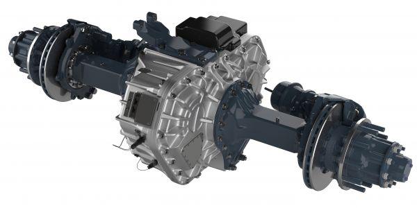 Allison kamyonlar için e-aks sistemi AXE serisini tanıttı