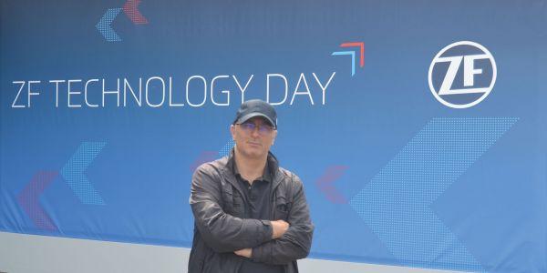 "Almanya'da ""ZF Teknoloji Günü"