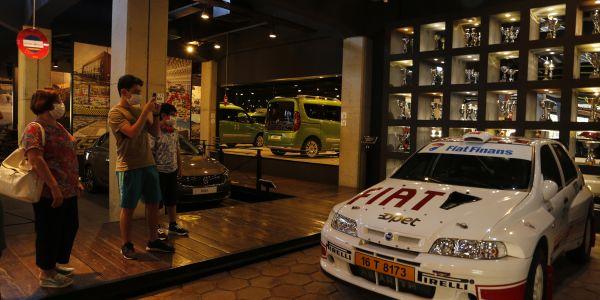 Anadolu Arabaları Müzesi kapılarını yeniden açtı!