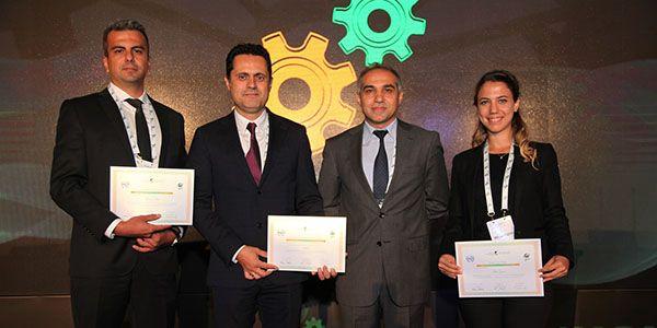 Anadolu Isuzu enerji yönetimi sertifikasını kazandı