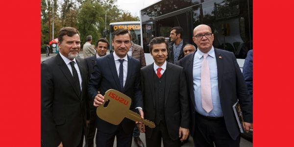 Anadolu Isuzu ihracat rekoru kırdı