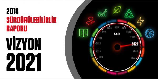 """Anadolu Isuzu  """"Sürdürülebilirlik Raporu""""nu yayınladı."""
