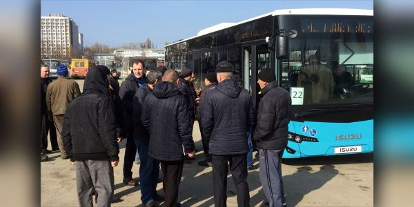 Anadolu Isuzu Moldova'da Otobüs Eğitim Verdi