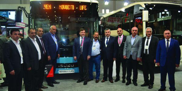 Anadolu Isuzu Novociti Life sektörle buluştu