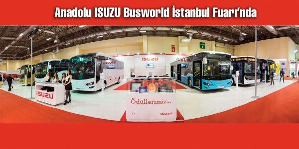 Anadolu ISUZU: Otobüs satışlarımız 6 kat arttı