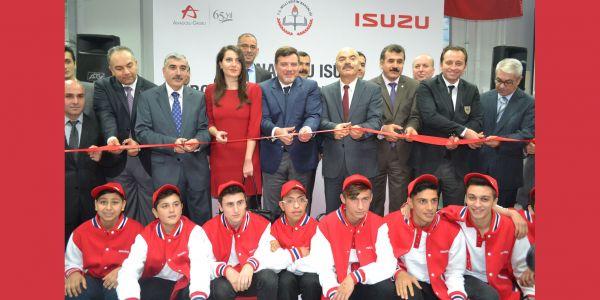 Anadolu Isuzu'dan Mesleki Eğitime Destek