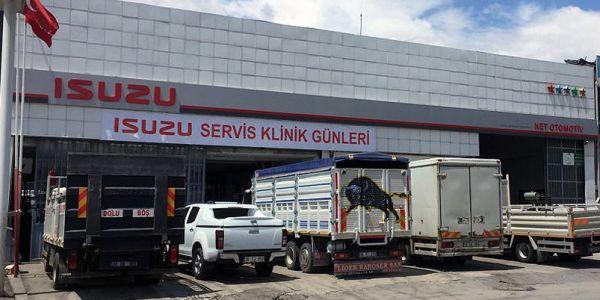 Anadolu Isuzu'nun, Servis Klinik Günleri coşkulu geçiyor