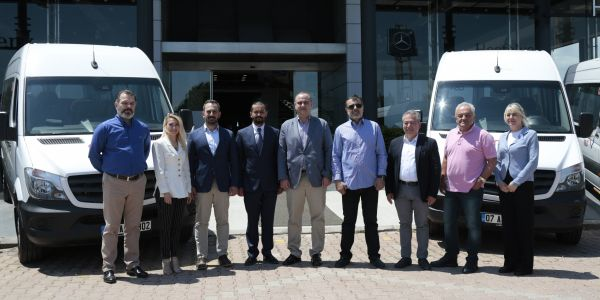 Anex Tour 50 Sprinter aldı