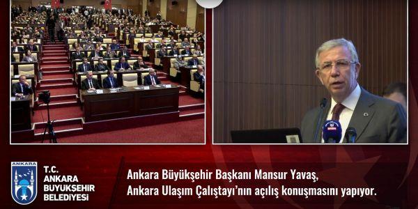 Ankara 300 yeni doğalgazlı otobüs alacak