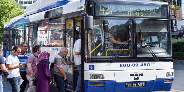 Ankara 536 otobüs alımı için start verdi