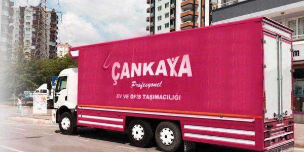 Ankara Çankaya Profesyonel Sigortalı, Ambalajlı Evden Eve Nakliyat