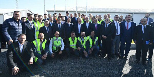 Ankara-İzmir arası yolculuk 3,5 saate inecek