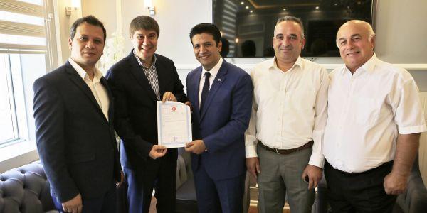 Antalya' nın yeni otogar inşaatı başlıyor