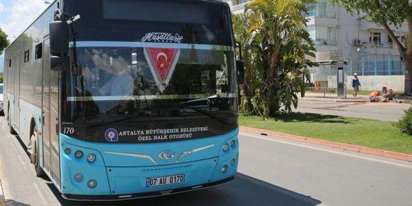Antalya Ulaşım Çalıştayı 19 Şubat'ta