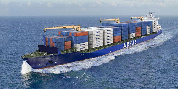 Arkas Line'ın Batı Afrika Servisi büyüyor